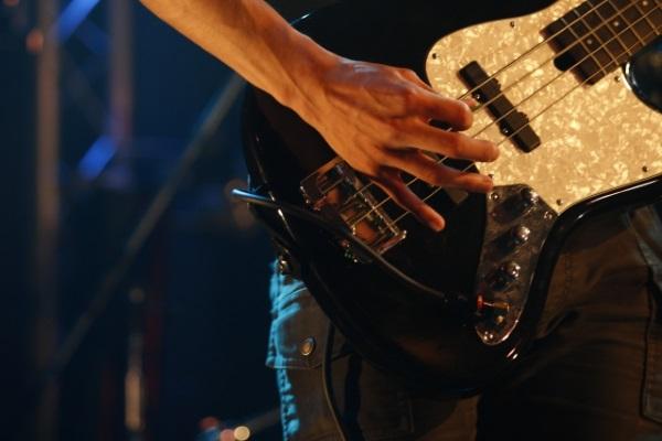 ライブ・ギター