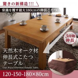 伸びるテーブルが便利