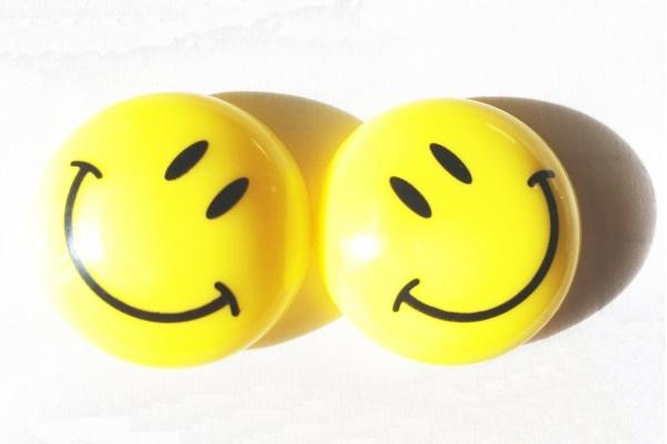 笑顔マーク