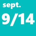 9月14日