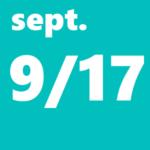 9月17日