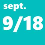 9月18日