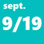 9月19日