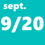 9月20日