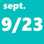 9月23日