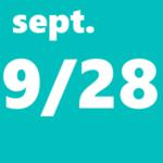 9月28日