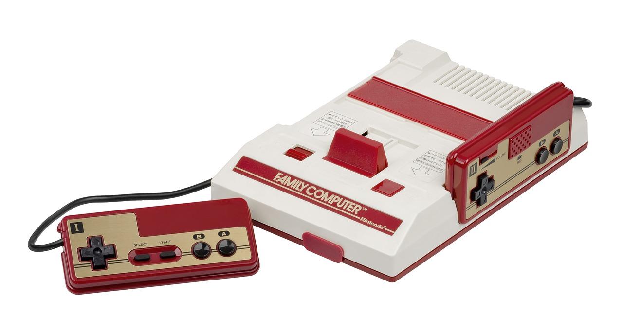 ファミコンゲーム機